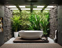 Home Room Design, Dream Home Design, Modern House Design, Home Interior Design, Washroom Design, Bathroom Design Luxury, Modern Bathroom, Outdoor Bathrooms, Dream Bathrooms