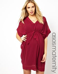 ASOS Maternity | ASOS Maternity Exclusive Kimono Dress at ASOS