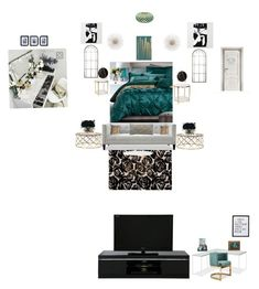 """Dream rooms 🥑"" by gorgeouslee ❤ liked on Polyvore featuring interior, interiors, interior design, home, home decor, interior decorating, David Trubridge, 3R Studios, Mikasa and Isabella Collection"