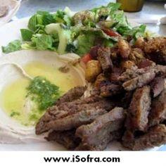 شاورمة اللحم أضيفت بواسطة i Sofra - الأطباق الرئيسية   #طبخ #طبخات  #وصفات #طبخي