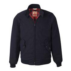 G9 Slim Fit Harrington Jacket