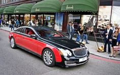 Xenatec Maybach 57S Coupe Maybach Coupe, Mercedes Benz Maybach, Super Sport Cars, Super Cars, Exotic Cars, Luxury Cars, Cool Cars, Dream Cars, Vehicle