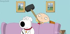 Stewie & Brian