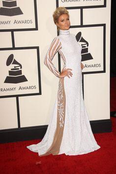 Galeria Paris Hilton Brasil - 56th Annual Grammy Awards (26 de Janeiro)/Kosty555 info -00017 (1)