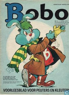 Strips - Bobo (tijdschrift) - Bobo 15