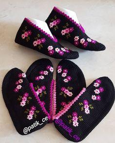 Merhaba instagram ailem...Kış geldi ama bu güzellerim sadece ayakları değil içinizi de ısıtacaktır💕💜Önce maşallah deyip sonra pamuk eller beğenilere ❤❤Elmas hanımcım bu modeli çok beğendi begenilirse zevkle örmek bana düşer...Şimdiden destek olup beğeni yapan herkese teşekkür ederim............#keşfet#keşfettreni#keşfetegidelim#follow#instalife#mersin#tunusişi#sevgiyleörüyorum#uretenkadinlar#çeyizlik#hediyelik#çeyizsandıgı#sipariş#havale#elemeği#göznuru#emeğesaygı#dm#ptt#kargo Afghan Crochet Patterns, Baby Knitting Patterns, Crochet Rabbit, Crochet Hats, Crochet Baby Sandals, Knitted Slippers, Tunisian Crochet, Knitting Socks, Happy Evening