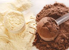 We've searched through whey and casein, vegan, hemp and pea, and found the best protein powders. Learn more about the health benefits of protein powder. Protein Muffins, Protein Snacks, Protein Dinner, Protein Powder Pancakes, Low Carb Protein, Hemp Protein, Milk Protein, Plant Protein, Chocolate Protein