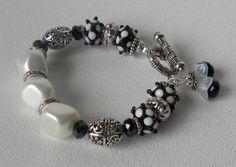 Bracelets Armbänder Bracelet Natural Gemstone Achat 52