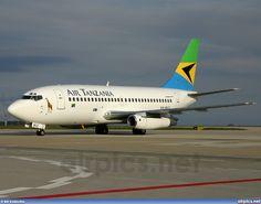 Air Tanzania   5H-MVZ, Boeing 737-200 Advance