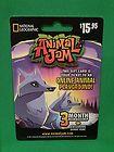 ANIMAL JAM 3 Month Membership Gift Card ARCTIC WOLF Diamonds National Geographic - Animal, ARCTIC, card, DIAMONDS, GEOGRAPHIC, GIFT, Membership, Month, NATIONAL, Wolf