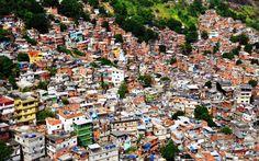 Favela da Rocinha, RJ