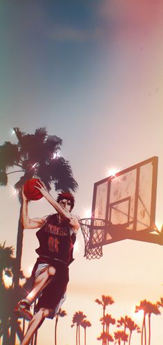 Kagami Vs Aomine, Kise Kuroko, Anime Naruto, Anime Manga, Kuroko No Basket Characters, Basketball Motivation, Generation Of Miracles, Slam Dunk, Otaku