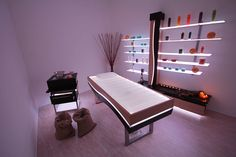 Equilibrium - Water bed for massages in SPAs and wellness centres