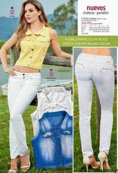 Look de mujer para el verano 2015. Lebon C-5 2015 Colombia. Ropa de moda juvenil.