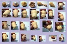 biscuit passo a passo bichinhos ile ilgili görsel sonucu