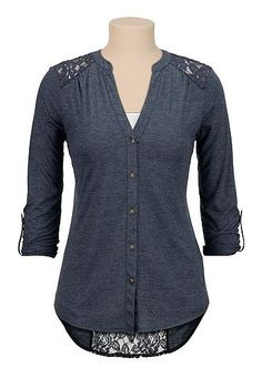 Maurices camisa mujer