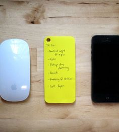 PAPERBACK Adhesive notes for iPhone