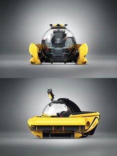 C Explorer 3 Submersible
