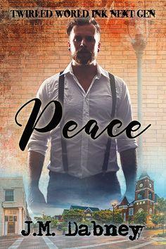 Cover art for author JM Dabney.