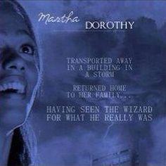 Martha-Dorothy
