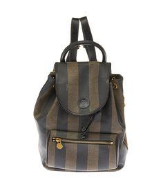Fendi Backpack Brown