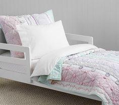 Bailey Ruffle Toddler Bedding