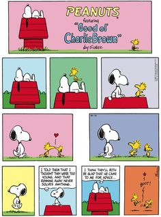 Peanuts Comic Strip, October 16, 2016     on GoComics.com