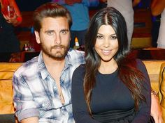 """Kourtney Kardashian's throwback photo with """"baby daddy"""" Scott Disick is a must see!"""