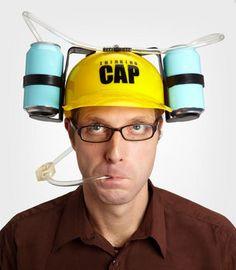 Thinking Cap Drinking Hat