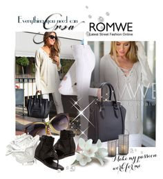 """""""Romwe 9"""" by danijela-3 ❤ liked on Polyvore featuring romwe"""