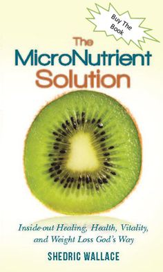 GET A FREE PREVIEW COPY OF MY NEW BOOK THE MICRONUTRIENT SOLUTION. IT'S PACKED WITH HEALTHY EATING TIPS! http://www.healthfulchef.tv