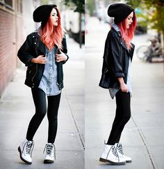 Black & Denim