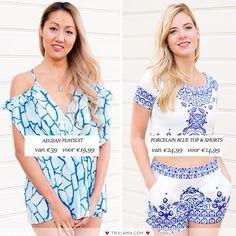 Sunday is for shopping! Helemaal als er 70% SALE is :). Scoor snel je nieuwe outfit voor een heel mooi prijsje .  www.trixlamix.com .  #trixlamix #sunday #zondag #dutch #blue #outfit #ootd #ootn #whatiwore #dailylook #playsuit #top #shopping #fashion #fashionista #blogger #instagood #love #beauty #sale #beauty