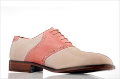 Lovely colour combination. Florsheim Spring 2011.
