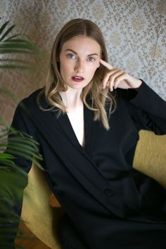 Elin Coat from a Scandinavian brand ARV