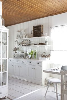 A gorgeous country kitchen