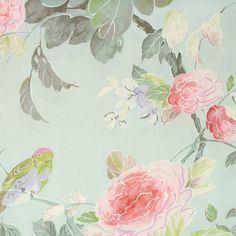 Silk Rose - 103 fabric, from the Avanai collection by Blendworth