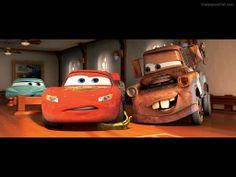 disney's cars Traffic Court