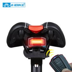INBIKE Bicycle Light with Smart Warning Function USB Interface Bike Real Light Cycling Seatpost Tail Light with Bell ** AliExpress Affiliate's buyable pin. Click the VISIT button for detailed description on www.aliexpress.com #BicycleLights
