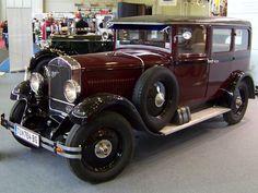 1931 Praga Alfa