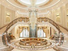 Дизайн проект роскошного дома
