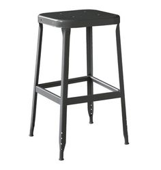 I bought this same exact style stool as a vintage find at an antique store for $20 each--I purchased 4 stools for less the price of one of these!! BOOM!