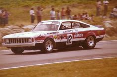 Name: Tony Edmondson. Australian Muscle Cars, Aussie Muscle Cars, Chrysler Charger, Dodge Charger, Chrysler Valiant, Muscle Power, Ford Torino, American Racing, Old Race Cars