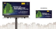 Creative Thinks Media- Hoarding for Wave City