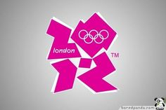 London 2012 Olympics - Top 10 Rebranding Costs of Famous Logos Logo Design Examples, Examples Of Logos, Branding Design, Graphic Design, 7 Logo, Game Logo, Logo Fails, London Summer Olympics, Tokyo Olympics