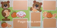 Orange You Sweet Page Kit. Direct Link: http://www.page-kits.com/item_793/Orange-You-Sweet-Page-Kit.htm