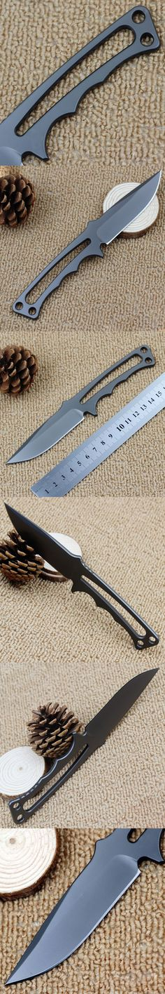 High quality Kremlard fixed knife high hardness S35VN blade + handle outdoor camping hunting tactical knife survival tool