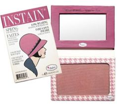 The Balm Instain Houndstooth