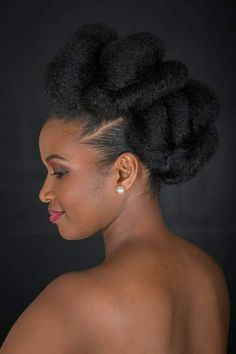 Natural hair updo for black women. protective hairstyles protective styles for t., für schwarze Frauen Natural hair updo for black women. protective hairstyles protective styles for t. Protective Hairstyles, Afro Hairstyles, Black Women Hairstyles, Protective Styles, Natural Hairstyles, School Hairstyles, Beautiful Hairstyles, Natural Hair Wedding, Natural Hair Updo