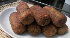 O Croquete de Batata com Carne Moída é muito prático e delicioso. Faça como…